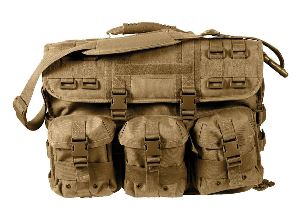 Rothco MOLLE Tactical Laptop Briefcase | Luminary Global
