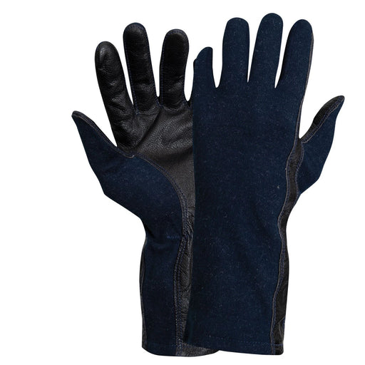 G.I. Nomex Flight Gloves Midnight Navy Blue | Luminary Global