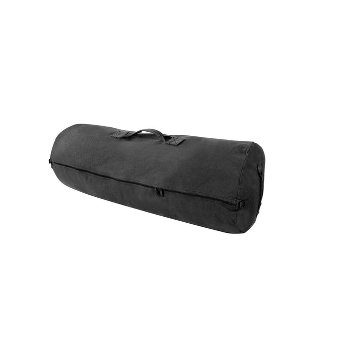Rothco Canvas Duffle Bag with Side Zipper | Luminary Global