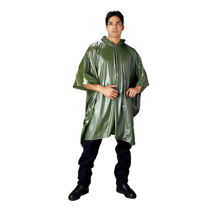 Rothco Vinyl Ponchos | Luminary Global