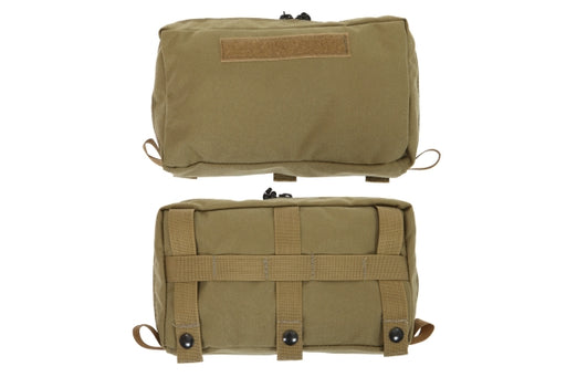 MOLLE Pouch - Front Top with Zipper - R&B Fabrications - Luminary Global
