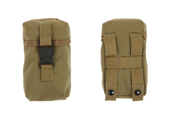 4 X 6.5 Large side MOLLE Pouch with Flap - R&B Fabrications