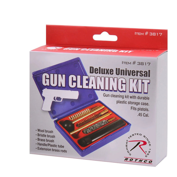 Rothco .45 Caliber Pistol Cleaning Kit