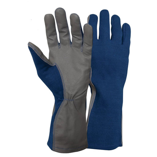 G.I. Nomex Flight Gloves Royal Blue | Luminary Global