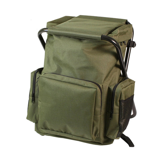 Rothco Backpack and Stool Combo Pack | Luminary Global