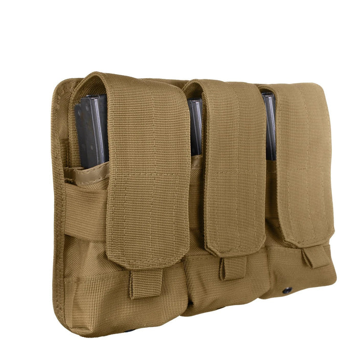 Rothco Universal Triple Mag Rifle Pouch | Luminary Global