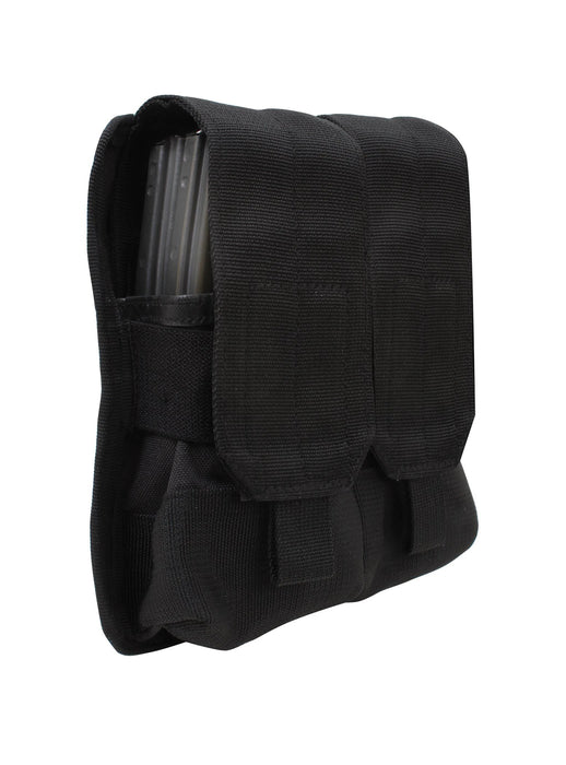 Rothco Molle Double Pistol Mag Pouch with Insert