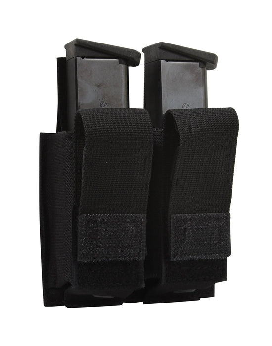 Rothco Molle Double Pistol Mag Pouch with Insert | Luminary Global