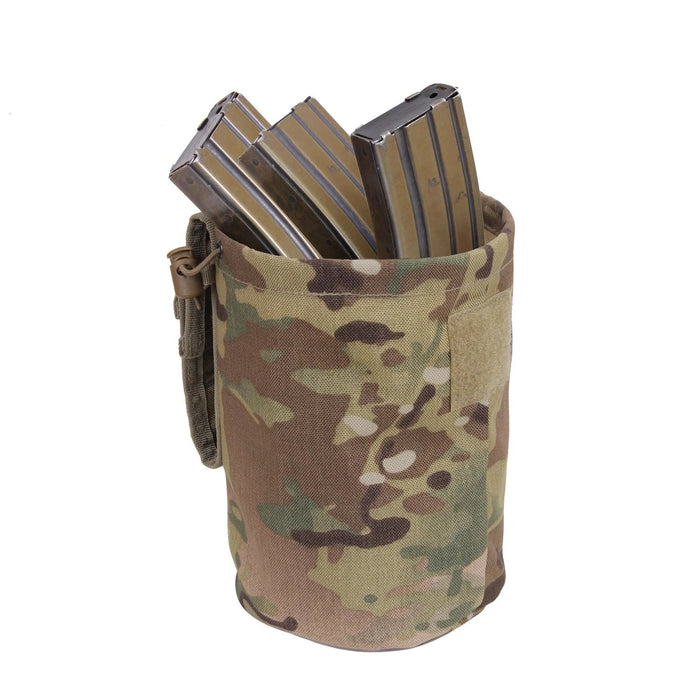 Rothco MOLLE Roll-Up Utility Dump Pouch | Luminary Global