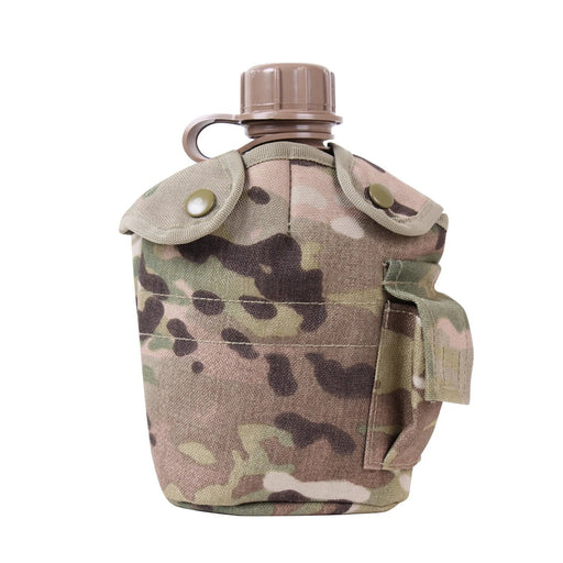 Rothco GI Style MOLLE Canteen Cover | Luminary Global