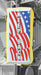 """American Proud"" Ladder Boot Vinyl - R&B Fabrications"