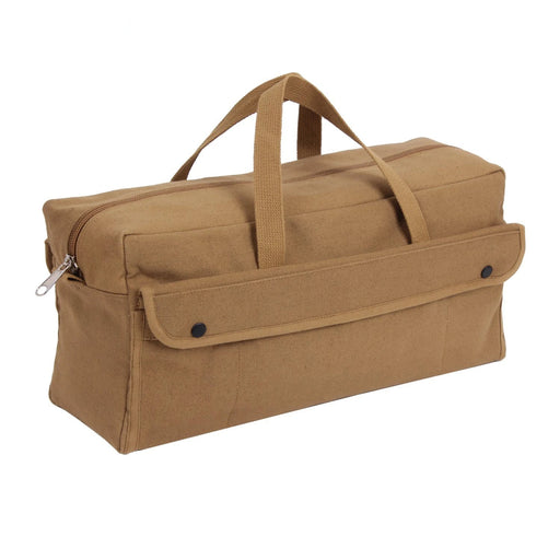Rothco Canvas Jumbo Mechanic Tool Bag | Luminary Global