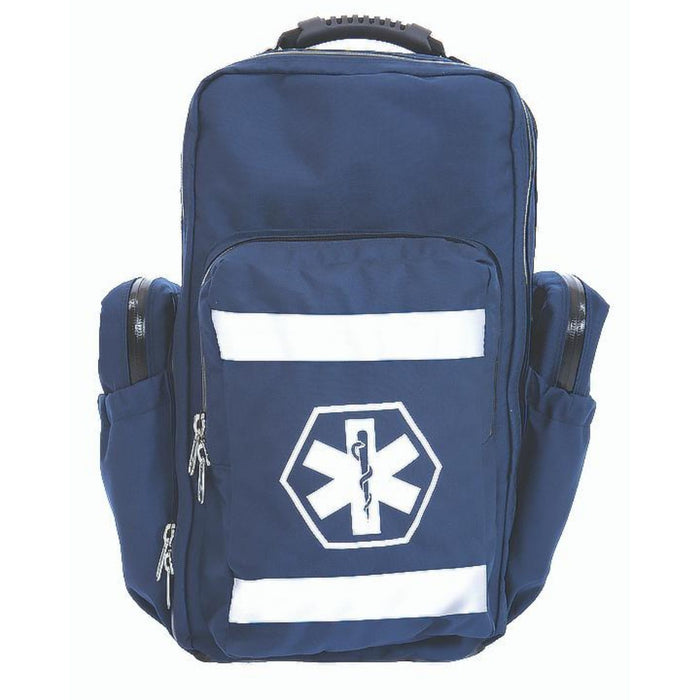 Luminary Global Urban Rescue Backpack Navy Blue