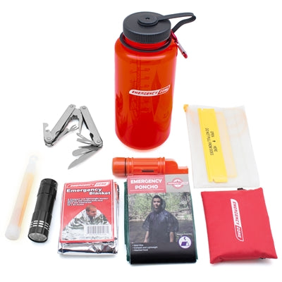 EZ Deluxe Survival Bottle - Emergency Zone