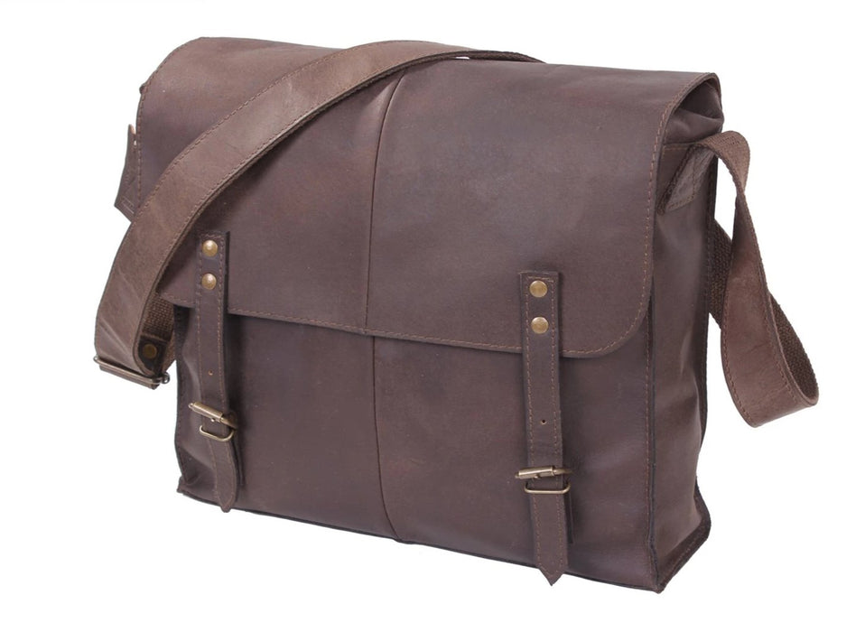Rothco Brown Leather Medic Bag | Luminary Global