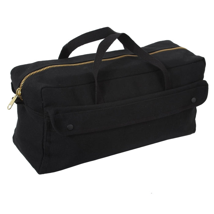 Rothco Canvas Jumbo Tool Bag With Brass Zipper | Luminary Global