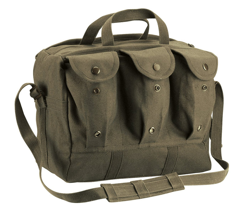 Rothco Canvas Medical Equipment Bag | Luminary Global
