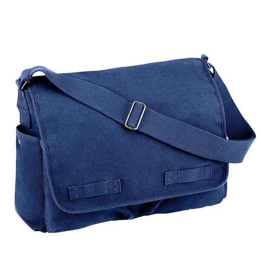 Rothco Vintage Washed Canvas Messenger Bag | Luminary Global