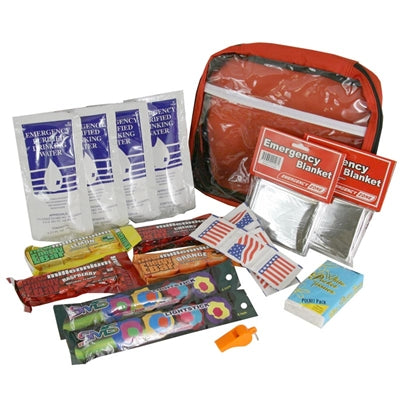 Emergency School Student Survival Kit - 2 Person - Emergency Zone