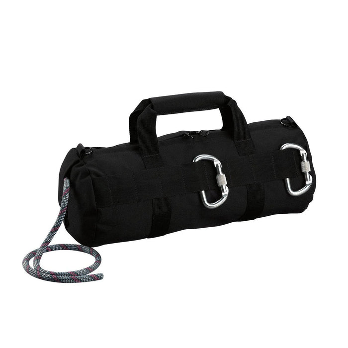 Rothco Black Stealth Rappelling Bag | Luminary Global