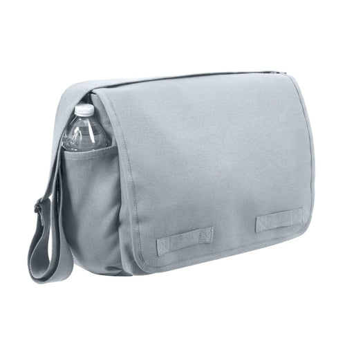 Rothco Vintage Unwashed Canvas Messenger Bag | Luminary Global