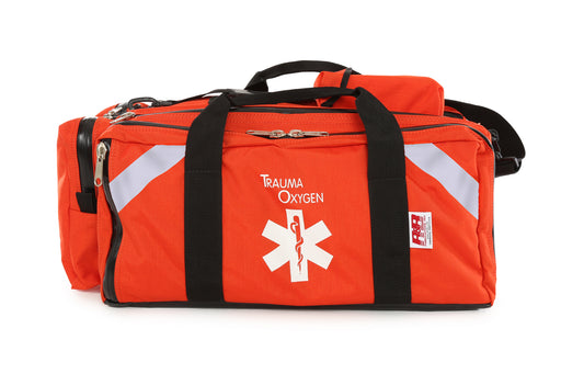 Trauma Oxygen Bag (T.O. BAG) - R&B Fabrications