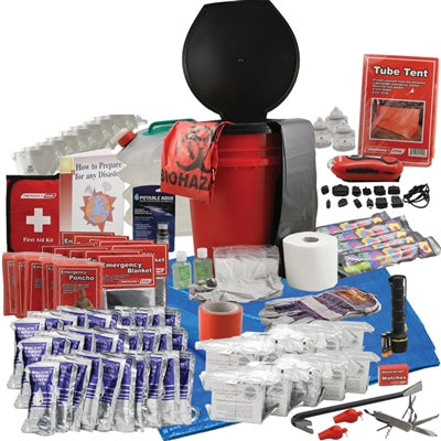 Office Emergency Survival Kit - 10 Person - Emergency Zone