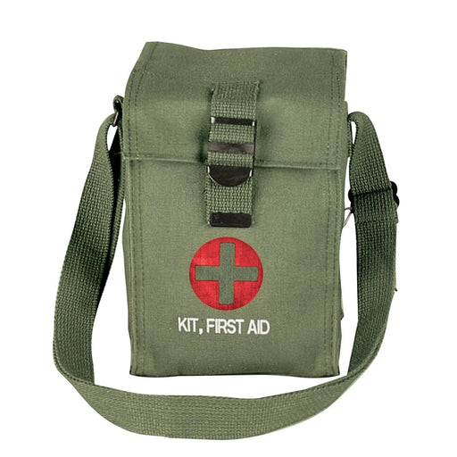 Rothco Pouch - Platoon Leader 1st Aid / OD | Luminary Global