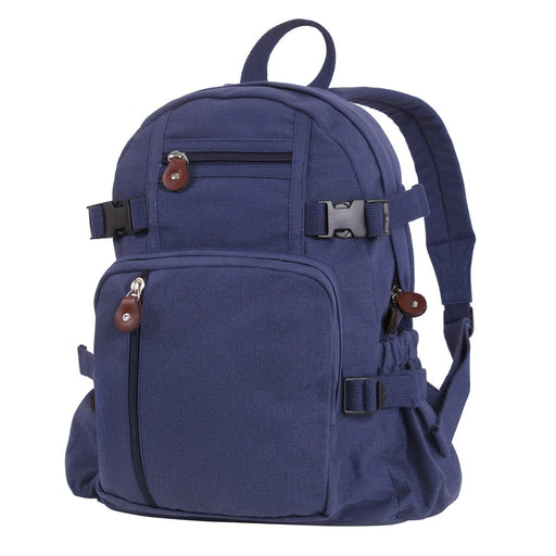 Rothco Vintage Canvas Compact Backpack | Luminary Global