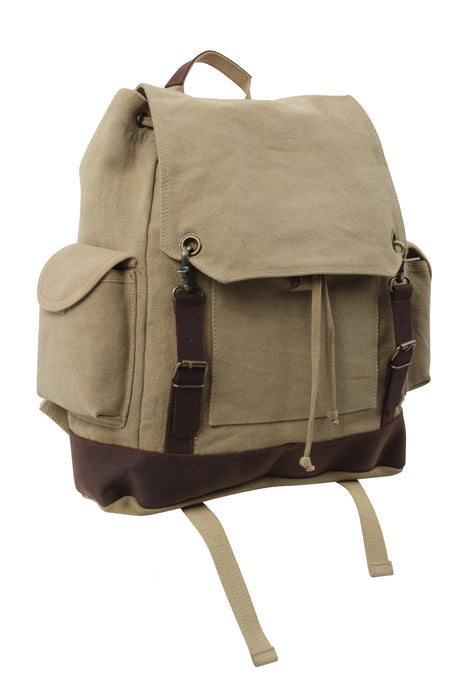 Rothco Vintage Expedition Rucksack | Luminary Global