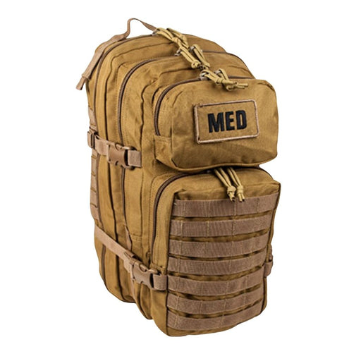 Luminary Tactical Trauma Backpack Tan