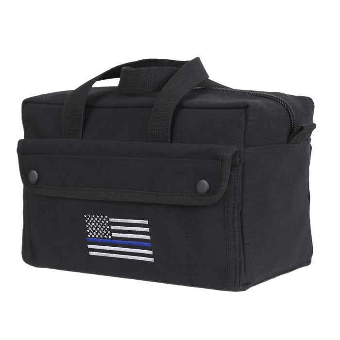 Rothco Thin Blue Line Mechanic Tool Bag | Luminary Global