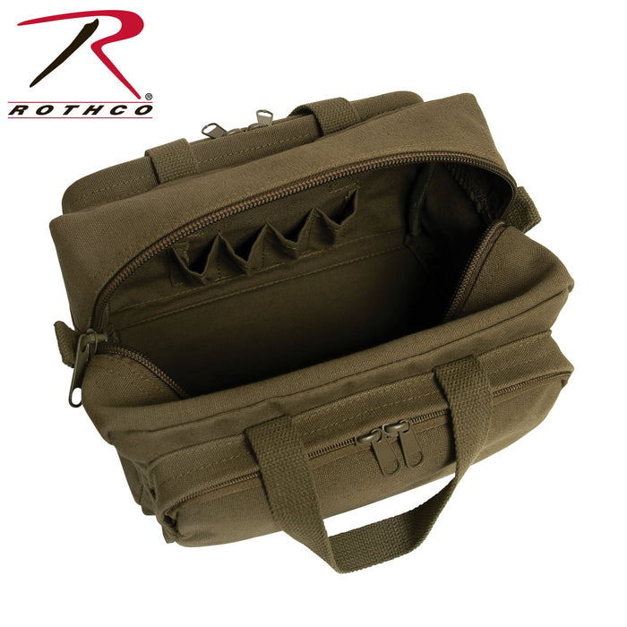 Rothco G.I. Type Zipper Pocket Mechanics Tool Bag With Military Stencil