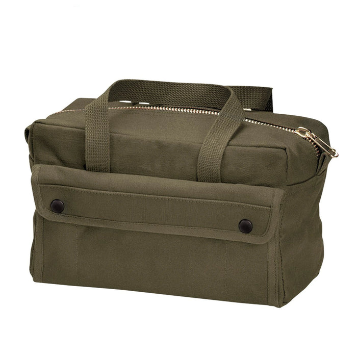 Rothco G.I. Type Mechanics Tool Bag With Brass Zipper | Luminary Global