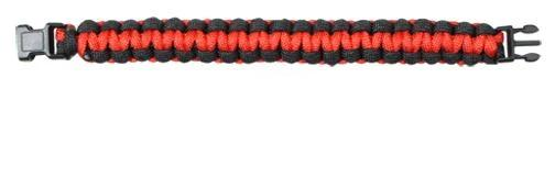Rothco Thin Red Line Paracord Bracelet | Luminary Global