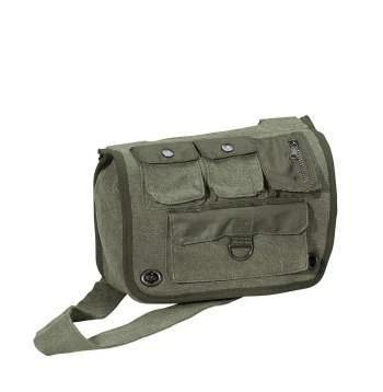 Rothco Vintage Canvas Venturer Survivor Shoulder Bag | Luminary Global