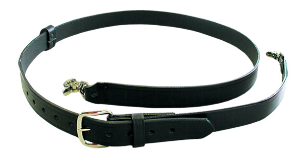 Leather Radio Strap - R&B Fabrications