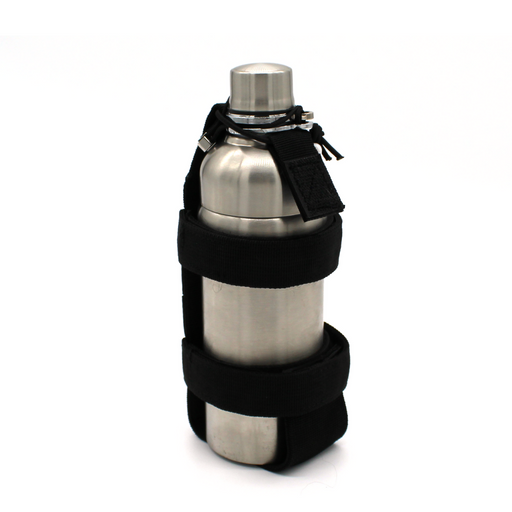 Luminary MOLLE Bottle Carrier Black