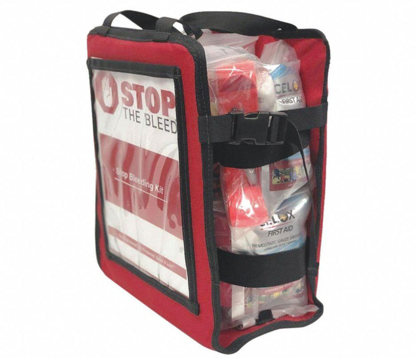 CELOX 8 Person Stop the Bleed Kit with CAT Tourniquets
