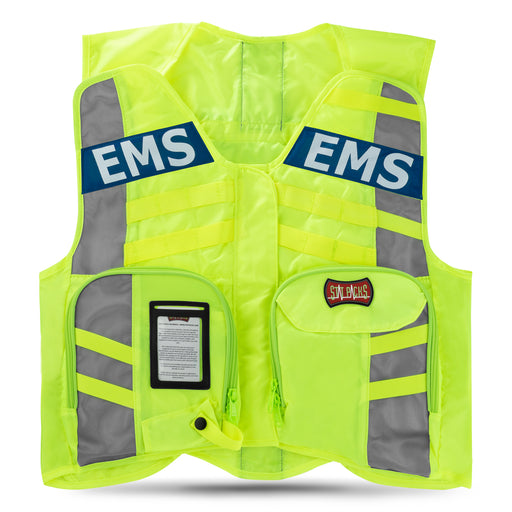 StatPacks G3 ANSI Advanced High Visibility Fluorescent Safety Vest