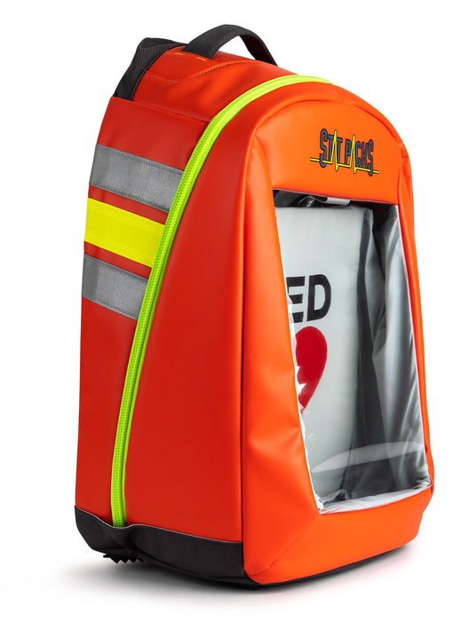 StatPacks G4 ViVo AED O2 Sling Bag - Red Luminary Global