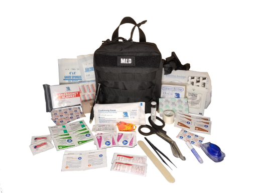 Elite First Aid GP IFAK Level 1 - Professional IFAK - Elite First Aid, Inc.