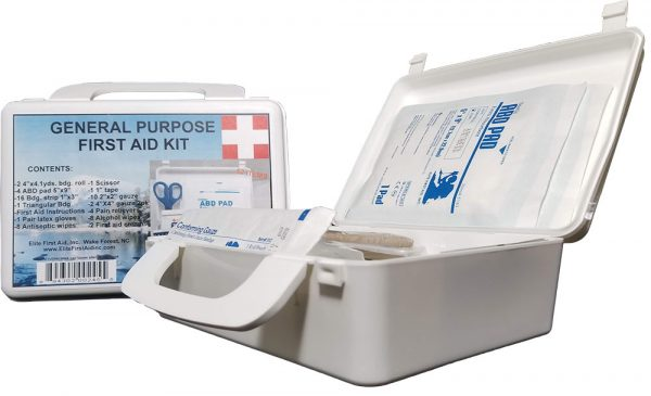 General Purpose First Aid Kit - Elite First Aid, Inc.