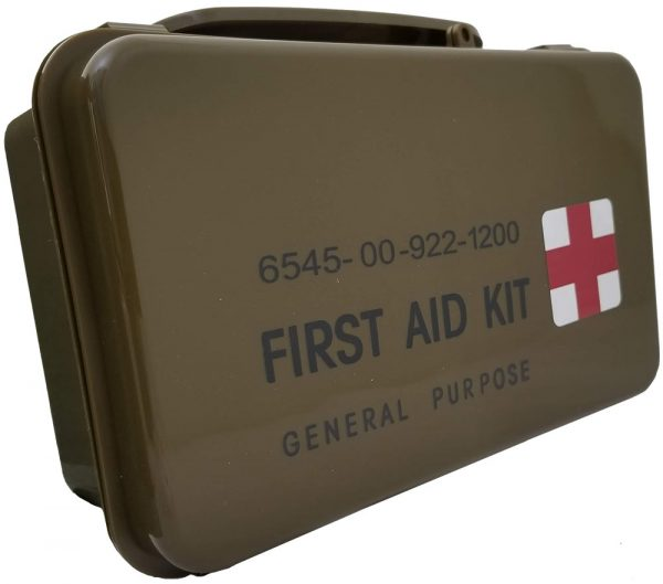 Elite First Aid Military General Purpose First Aid Kit - Elite First Aid, Inc.