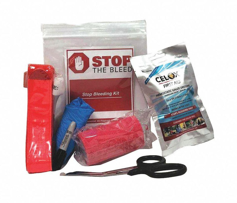 ISBKCT Individual Stop the Bleed Kit CAT Tourniquet