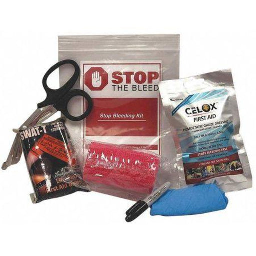ISBKSWT Individual Stop the Bleed Kit SWAT-Tourniquet
