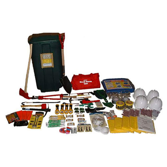 4 Person Professional Rescue Kit - MayDay Industries