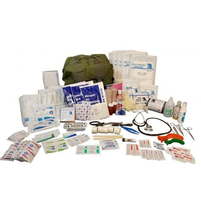 Elite First Aid M17 Medic Bag - CLS Bag - Elite First Aid, Inc.