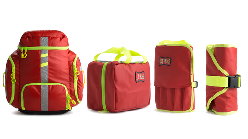 StatPacks G3 Clinician EMT Jump Bag Bundle - StatPacks