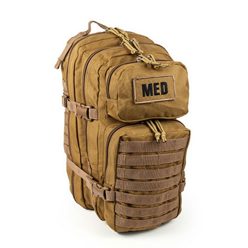 Elite First Aid Tactical Trauma Kit #3 Tan - Luminary